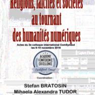 Religions, laïcités et sociétés au tournant des humanités numériques, Stefan Bratosin & Mihaela-Alexandra Tudor (coord./eds)